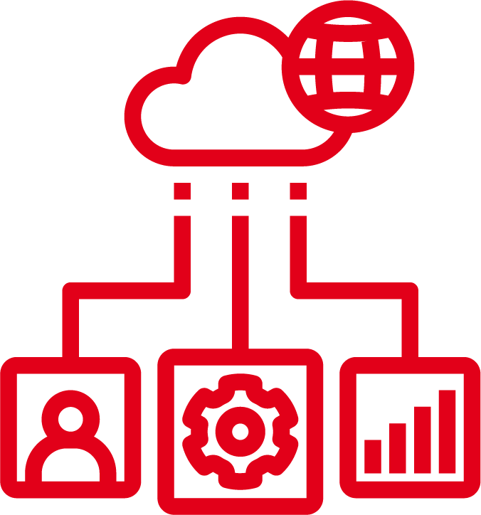 Icono de Big Data