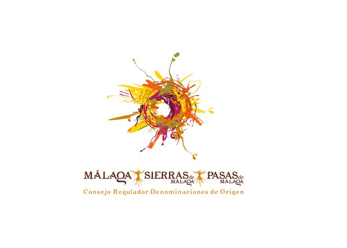 Consejo Regulador D.O. Málaga, Sierras de Málaga y Pasas de Málaga. Logotipo