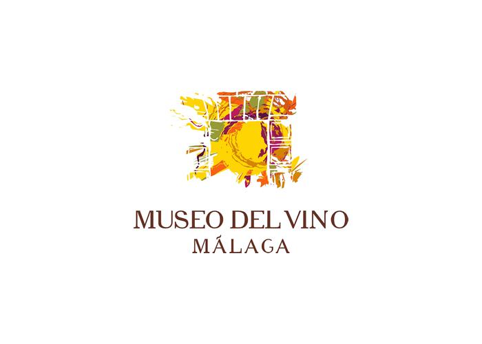 Museo del vino de Málaga. Logotipo