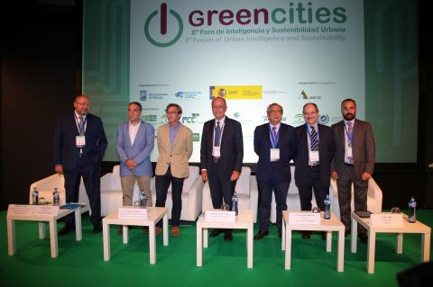 Inauguraci+¦n Foro Greencities