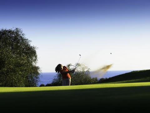 Nota golf Race to Costa del Sol