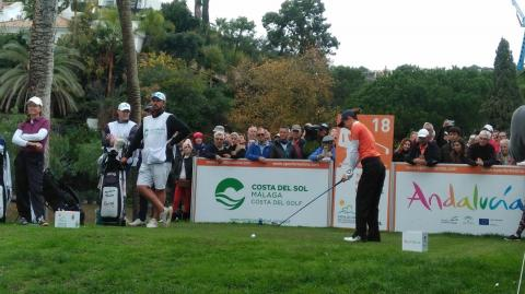 Azahara Muñoz Open Golf