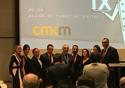 Costa del Sol, premiada por el Club Marketing Málaga